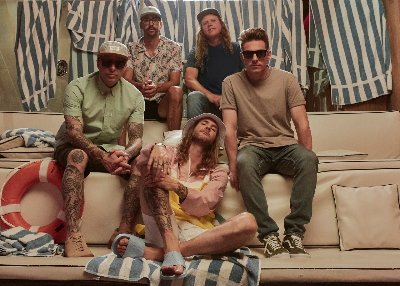 Dirty Heads Exclusive Q&A