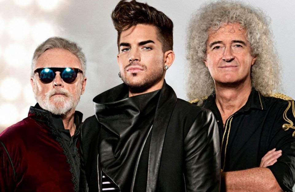 Queen + Adam Lambert are coming to the UK this year on a huge European tour
