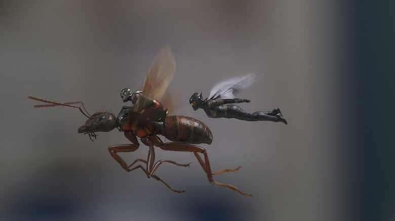 Ant-Man and the Wasp, Marvel Studios 2018