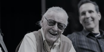 Original Avengers actors pay tribute to Stan Lee with emotional magazine ad