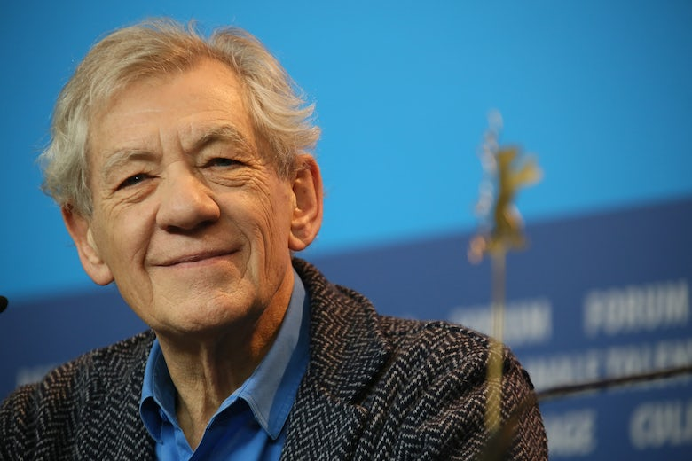 Ian McKellen will tour around the country for 80th Birthday