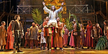 Jesus Christ Superstar returns in 2019 for a limited number of shows at the Barbican