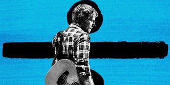 Ed Sheeran smashes Spotify streaming records with new album '÷'
