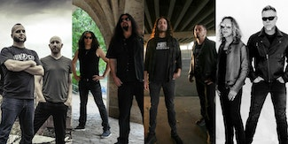The Future of Heavy Metal and the Big Four's Legacy: From the Bay to the Mountains
