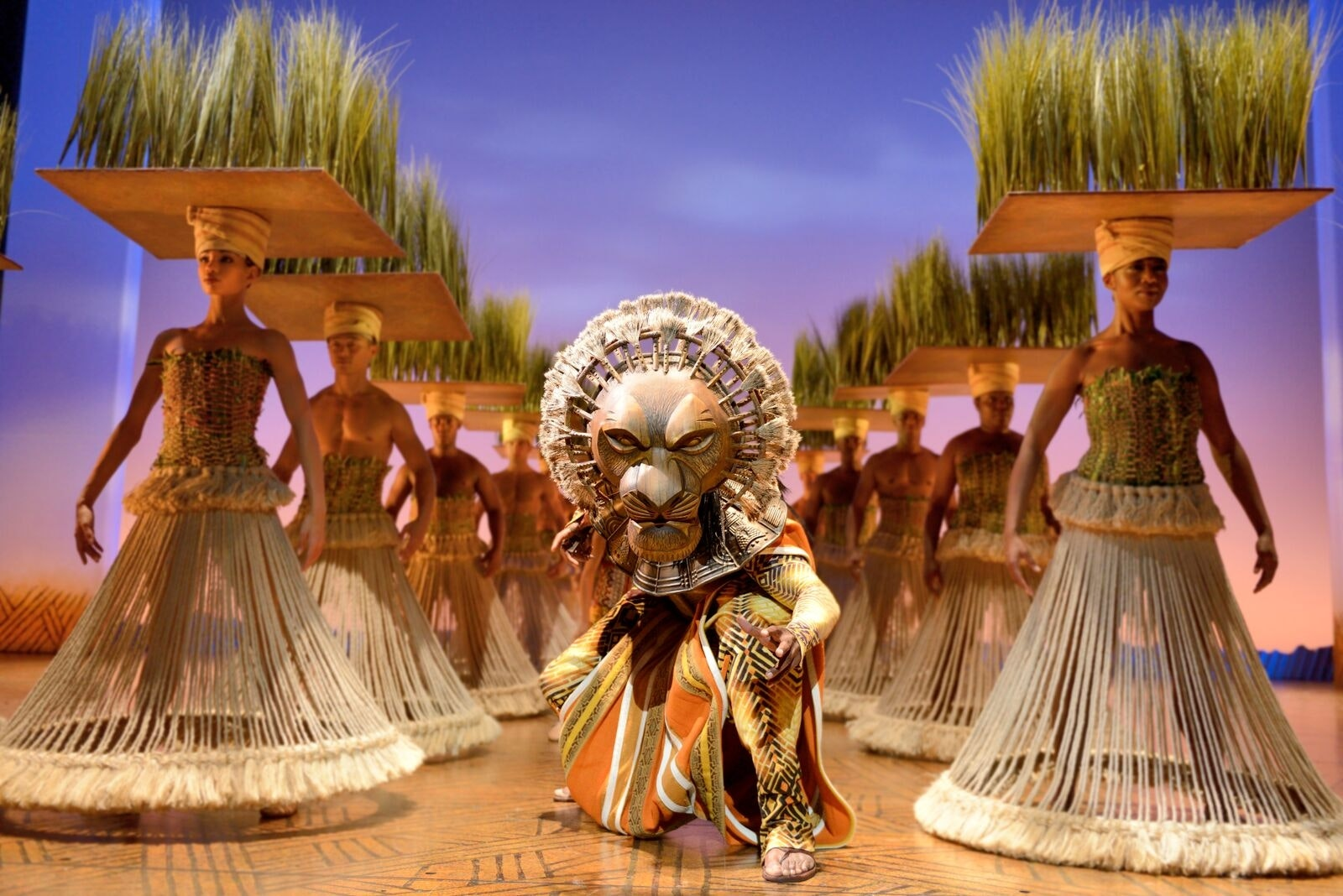 Lions, Puppets & Masks: Everything you need to know about the puppetry of The Lion King