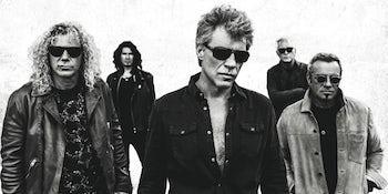 Bon Jovi returns to the UK