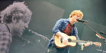How Ed Sheeran went from Glastonbury's smallest stage to headlining the whole festival in 6 years!