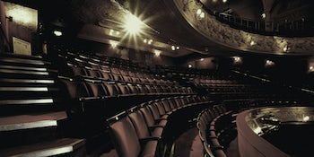 Inside the UK's most haunted theatres