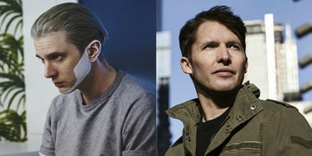 PRESALE: Here's how to get tickets early for James Blunt & Plan B at the Newmarket Nights
