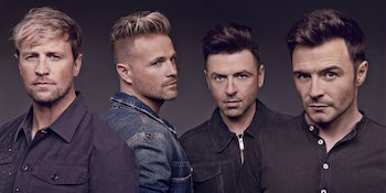 Westlife have announced a 2019 comeback tour