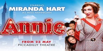 In Review: Annie, Piccadilly Theatre, London