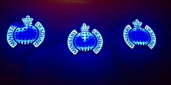 Ministry of Sound @ Factory - Manchester