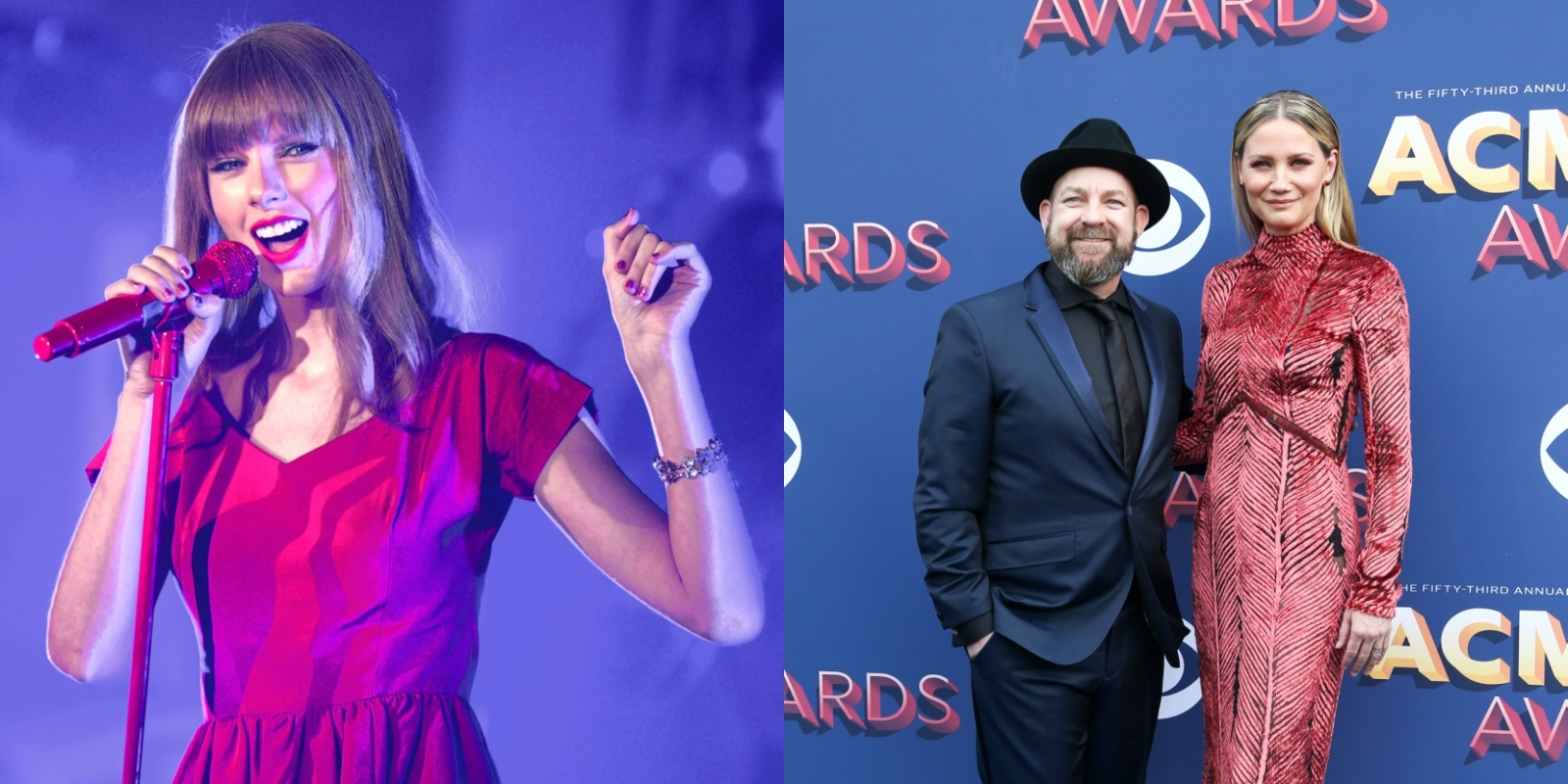 Taylor Swift Wrote and Is Featured on Sugarland's Newest Song