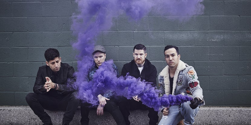 Fall Out Boy Tour Uk  Prices