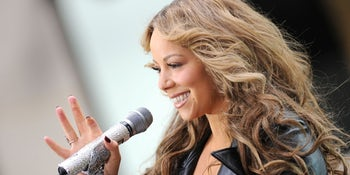 Mariah Carey announces her return to the UK for 2018 Christmas tour