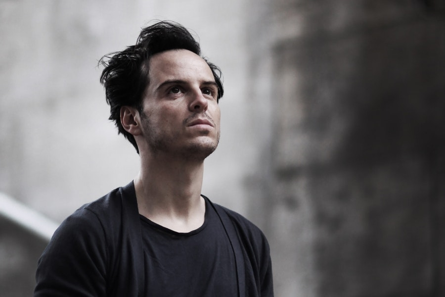 Andrew Scott will star in 'Sea Wall' at the Old Vic