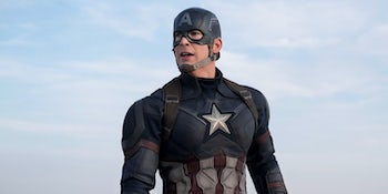 Chris Evans may not be done yet as Captain America