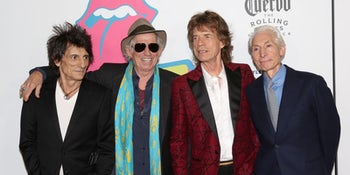 The Rolling Stones have announced a series of pop-up shops across the UK
