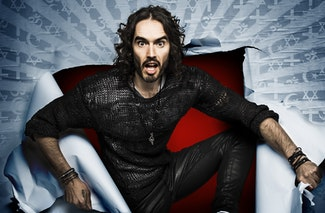 PRESALE: Get tickets early to see Russell Brand's 'Re:Birth'