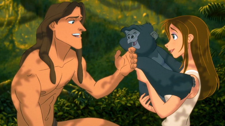 Tarzan and Jane Disney