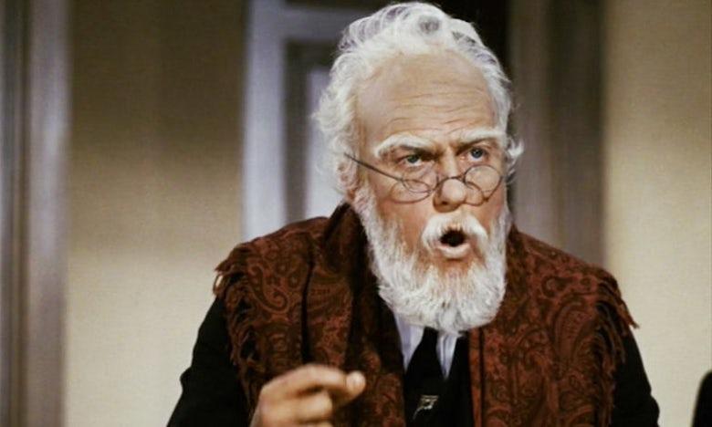 Dick Van Dyke as Mr. Dawes Sr.