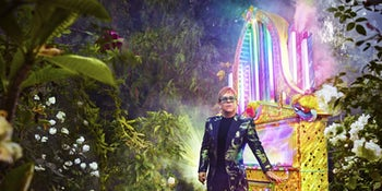 Elton John has announced the UK dates for his farewell tour