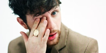 Tom Grennan will attempt the world record for most live gigs in 12 hours