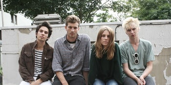 """Watch Wolf Alice's latest video """"Don't Delete The Kisses"""""""