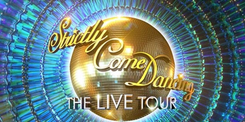 Strictly Come Dancing The Live Tour have confirmed their line-up