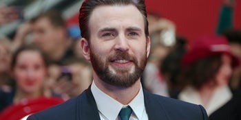Chris Evans says 'farewell' to Captain America Role