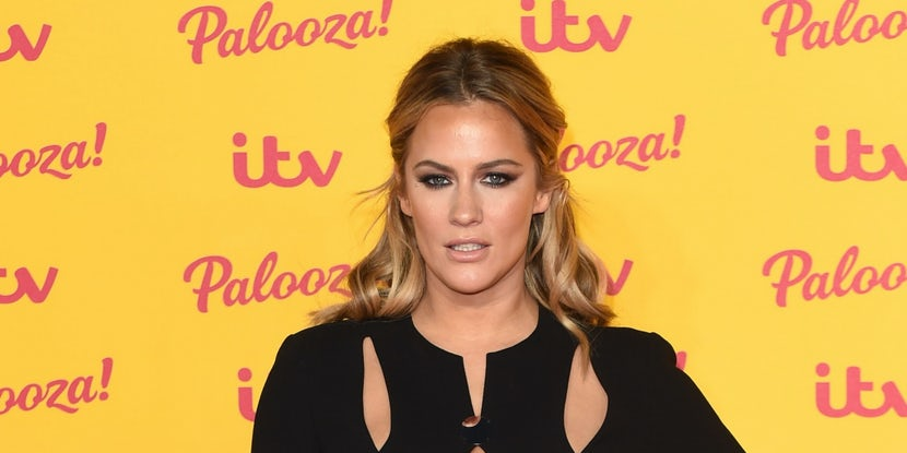Caroline Flack is the new Roxie Hart of the West End