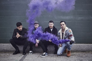 Fall Out Boy have revealed an EP of unreleased tracks