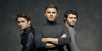 2017 Means One Thing... 25 Years of Take That!