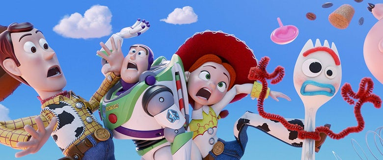 Toy Story 4 is out June 21st
