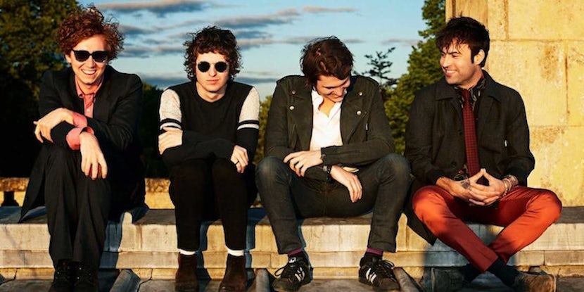 The Kooks Announce their UK 'Vintage Tour.'