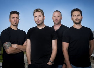 Nickelback are touring the UK in 2018