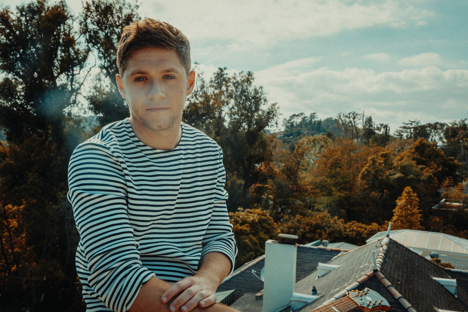 Niall Horan teases at new album