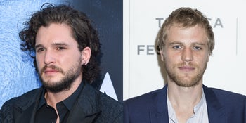 Kit Harington and Johnny Flynn to star in 'True West' at the Vaudeville Theatre