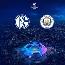 Manchester City vs Schalke 04