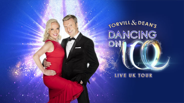 Jake Quickenden and Cheryl Baker confirmed for Dancing On Ice tour