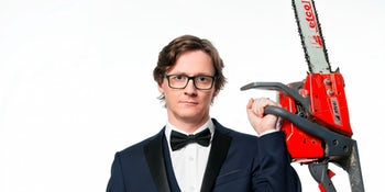 Comedian of the Month: Ed Byrne