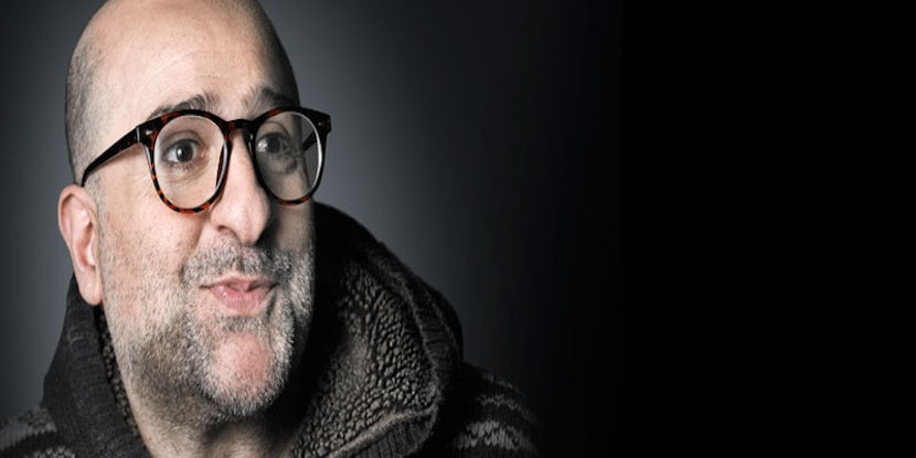 Omid DJalili: The legend is back with his 'Schmuck for a Night' Tour.'