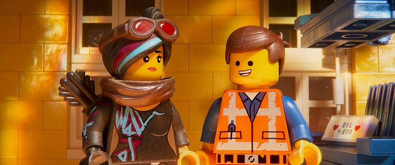 The Lego Movie 2 is due out Feb 8