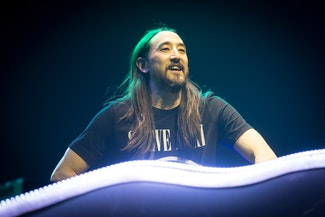 Steve Aoki announces UK tour for February 2019