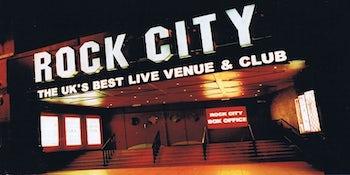 Venue of The Week: Rock City, Nottingham