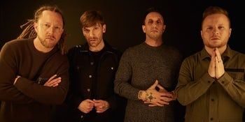 Shinedown announced a huge UK tour and who will be their support act