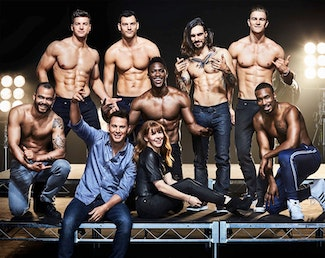 Thought you'd missed out on seeing Magic Mike Live? Think again