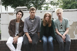 Watch: Wolf Alice invite a fan to play guitar on stage