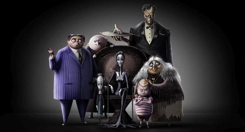 The Addams Family is out October 25th