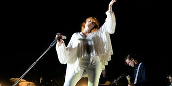 Florence and the Machine have announced a huge UK arena tour